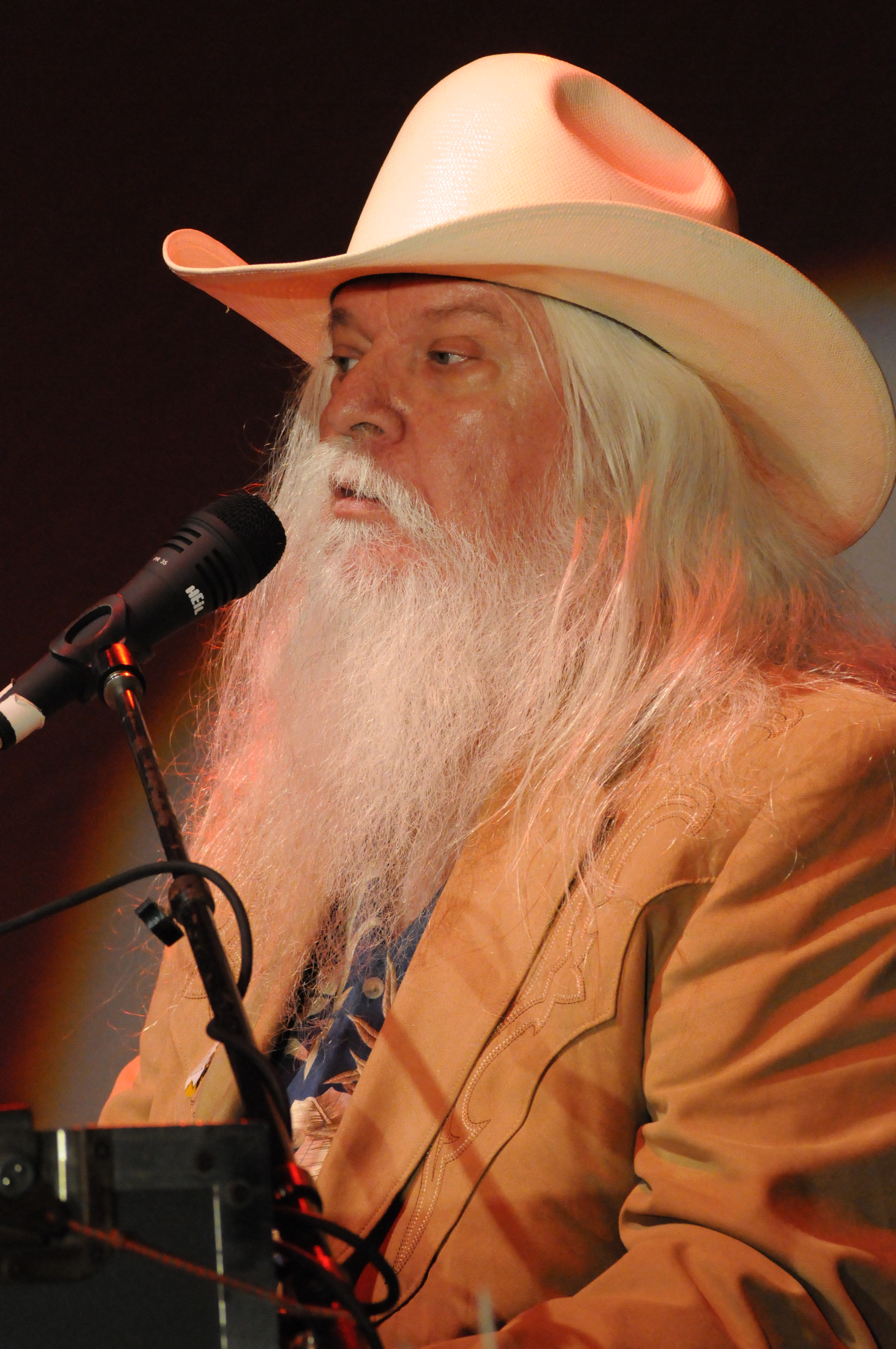 Leon Russell Itinerary