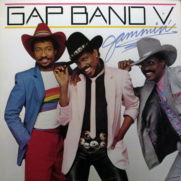 The GAP Band V - Jammin'