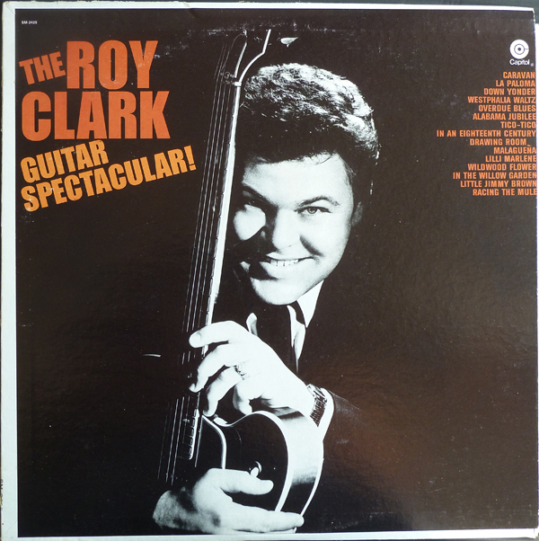 The Roy Clark Guitar Spectacular!