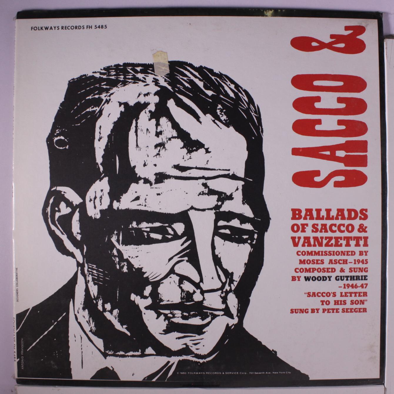 Ballads of Sacco & Vanzetti