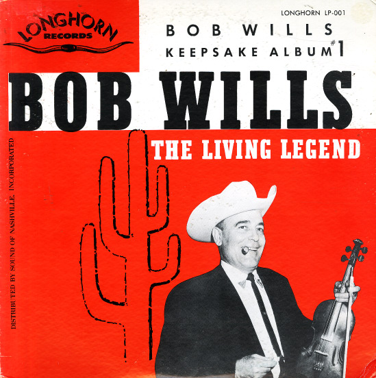 Bob Wills' Keepsake Album #1