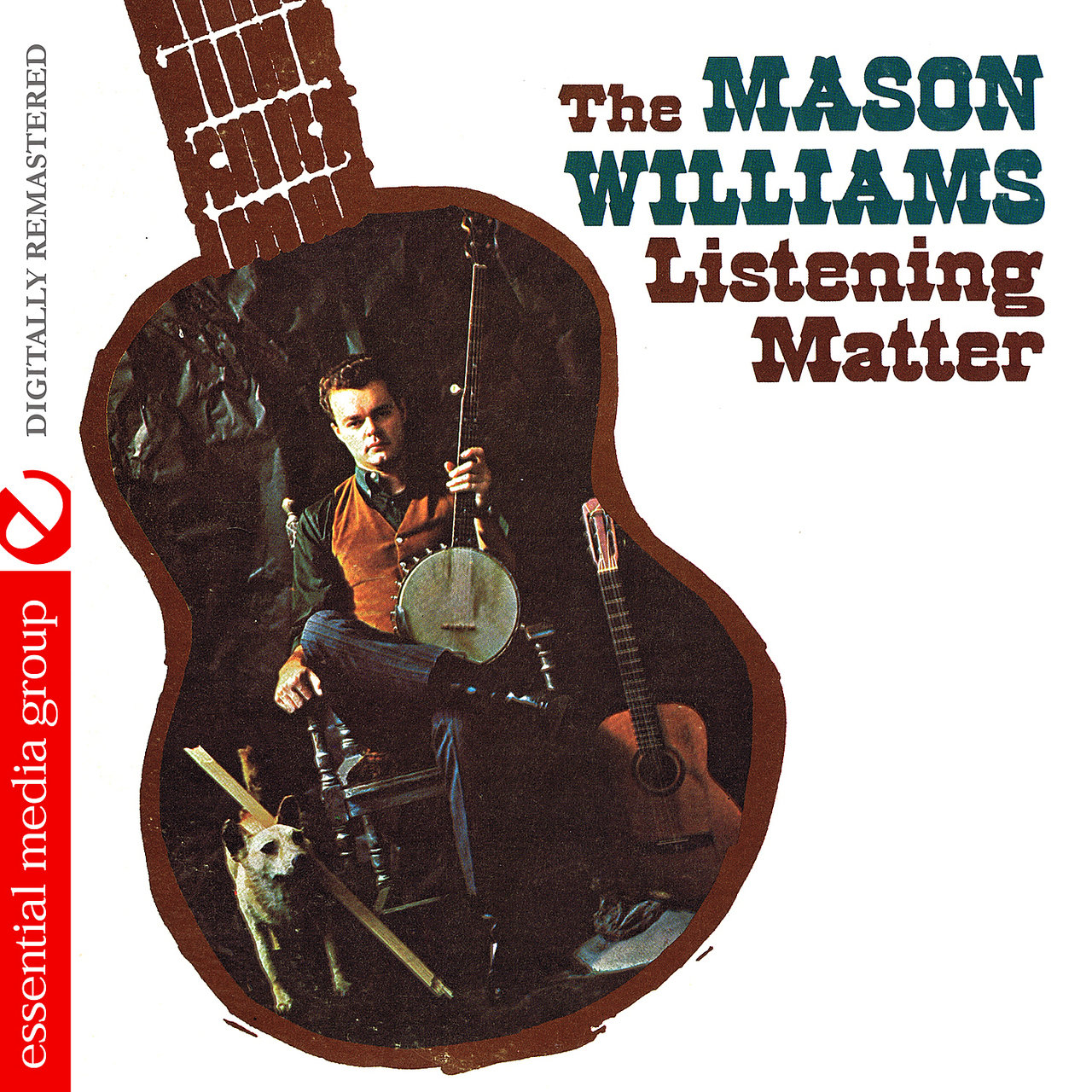 The Mason Williams Listening Matter (Them Poems)