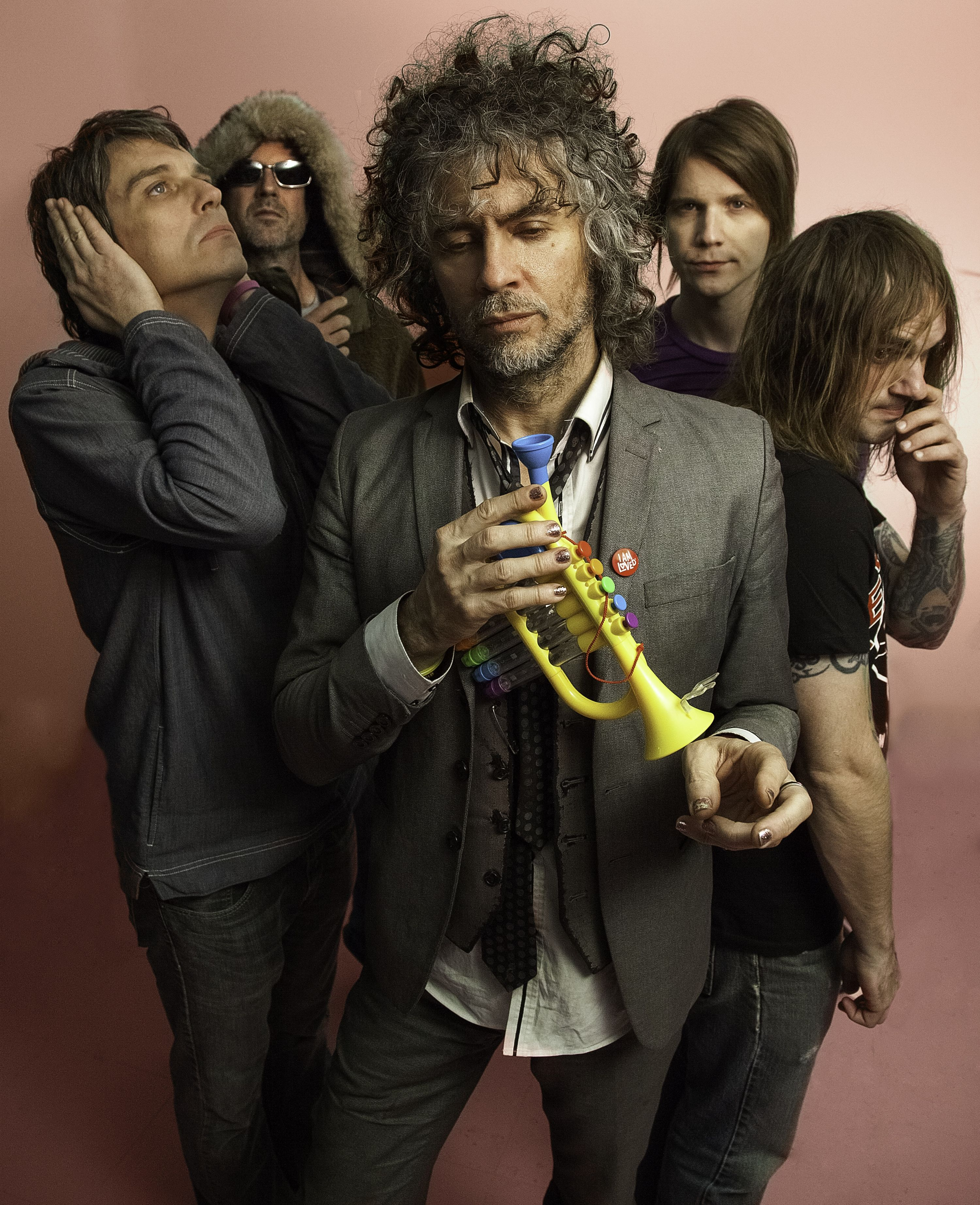 The Flaming Lips Itinerary