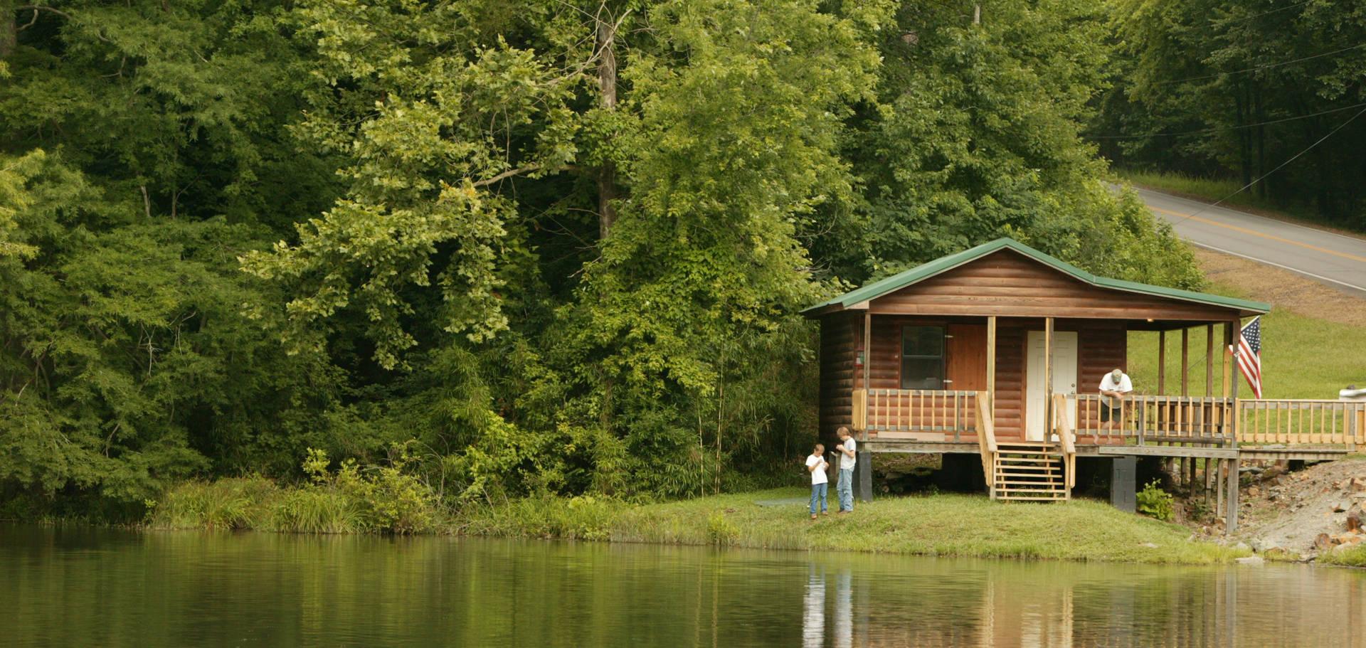 Oklahoma Cabin Getaways Travelok Com Oklahoma S