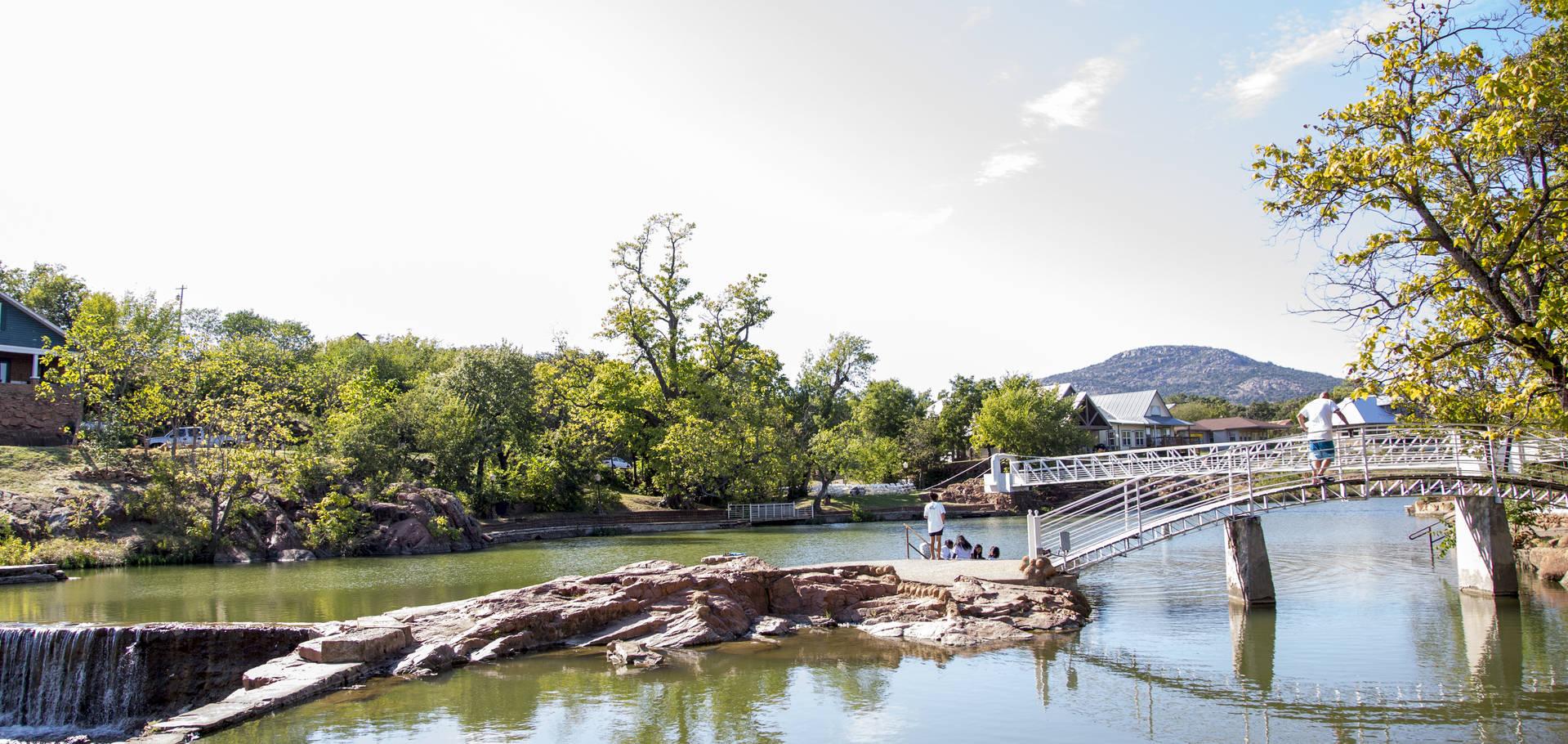 City Of Medicine Park Travelok Com Oklahoma S Official