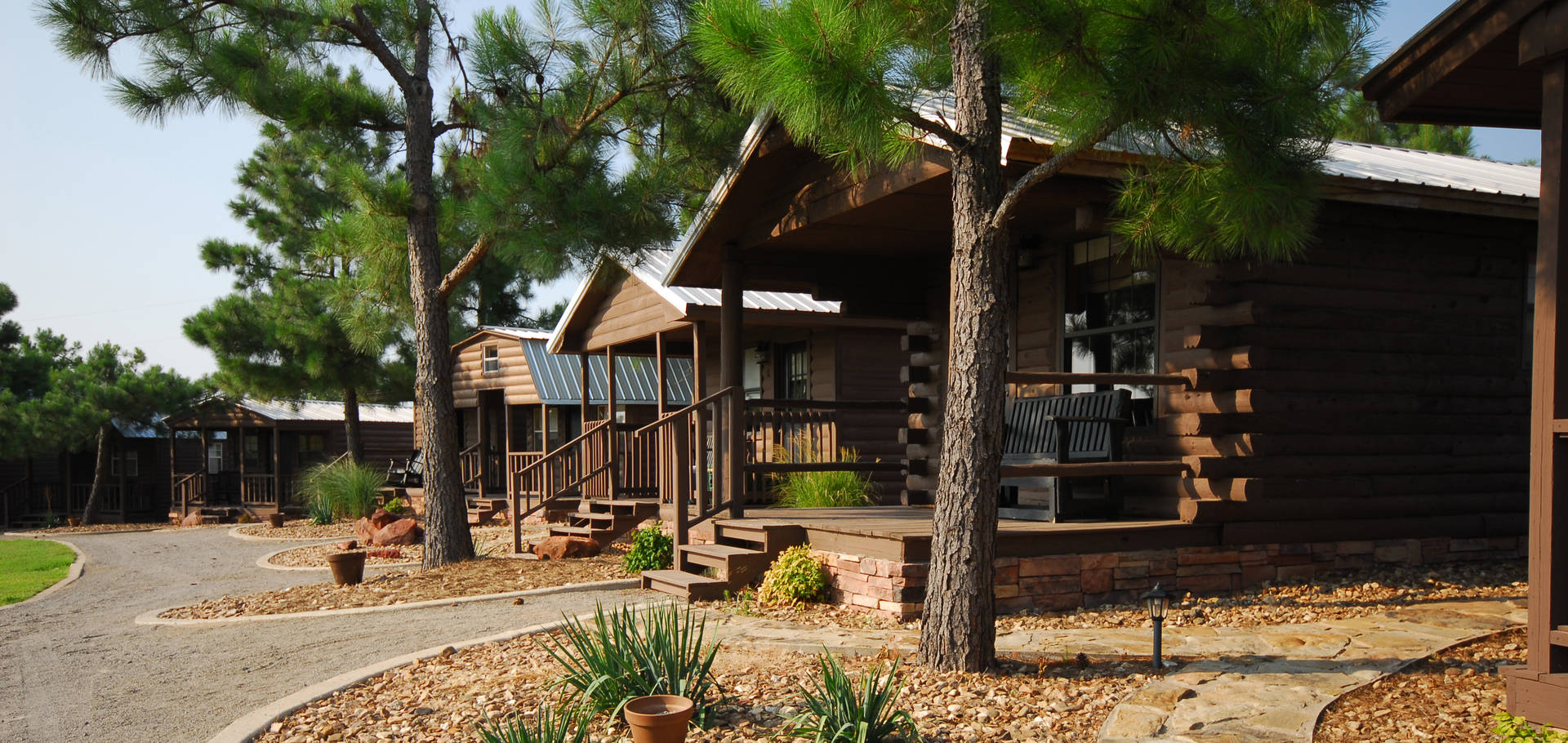 rentals cabin broken dogwdout bend lake in beavers creek cabins at near cedar dogwood oklahoma bow for rent
