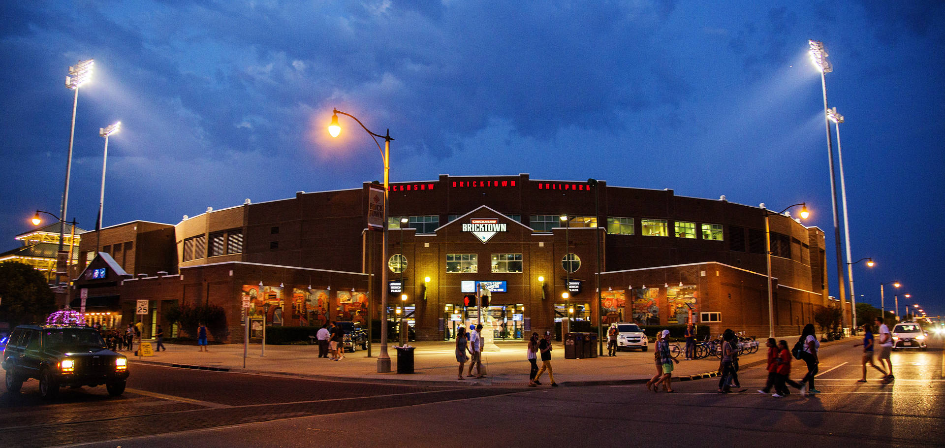 Chickasaw Bricktown Ballpark Tickets