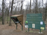 Hiking Trail Closure at Greenleaf State Park