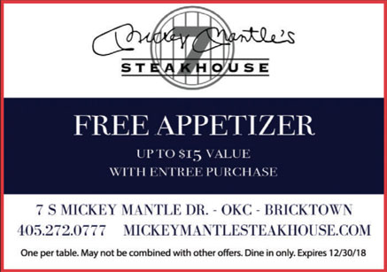 $15 Off Any Appetizer""
