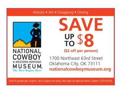 $2 Off Admission Coupon""