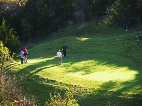 """Roman Nose State Park Stay & Play Package - Fall/Winter"""""""