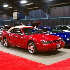 TravelOKcom Oklahomas Official Travel Tourism Site - Mustang car shows