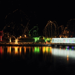 the chickasha festival of light has been recognized as one of the top ten holiday light shows in the nation and features over 35 million twinkling lights - Chickasha Christmas Lights