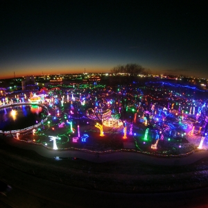 visit rhema christmas lights on facebook