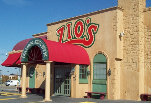 visit zios italian kitchen on facebook twitter - Zios Italian Kitchen