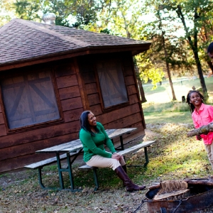 Enjoy your cabin experience at Disney Area at Grand Lake State Park. Photo by Rebekah Workman.